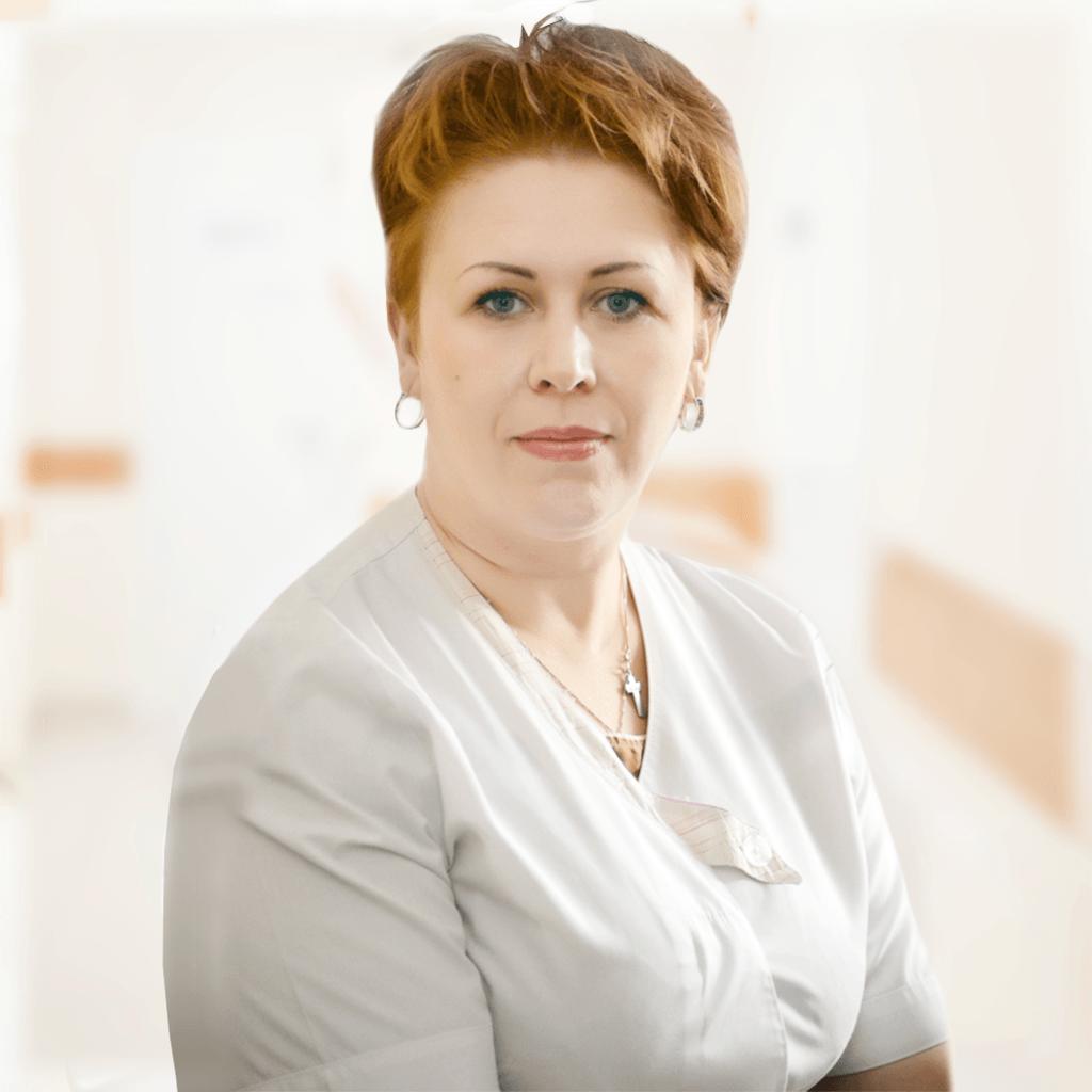 Терюшкова Жанна Ивановна
