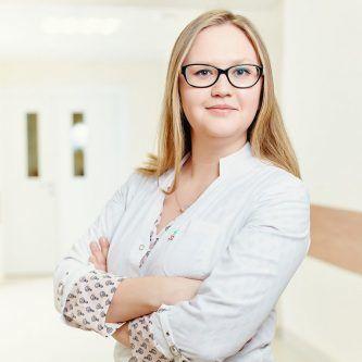 Усова Ксения Андреевна
